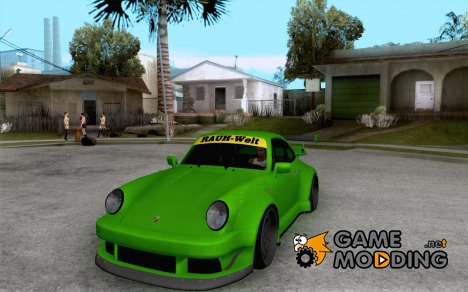 Porsche 911 Turbo RWB Pandora One для GTA San Andreas