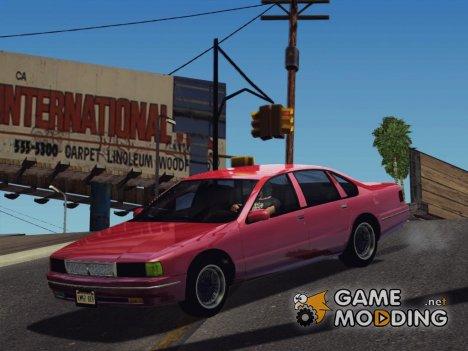 Declasse Premier 1992 (IVF) для GTA San Andreas