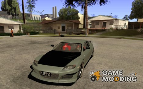 Mazda RX-8 Time Attack JDM для GTA San Andreas
