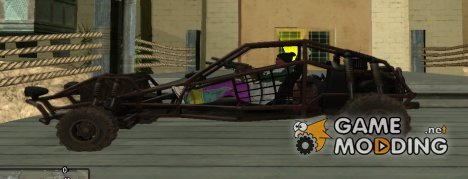 Ravaged Buggy for GTA San Andreas