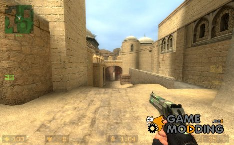 camoed deagle v1 for Counter-Strike Source