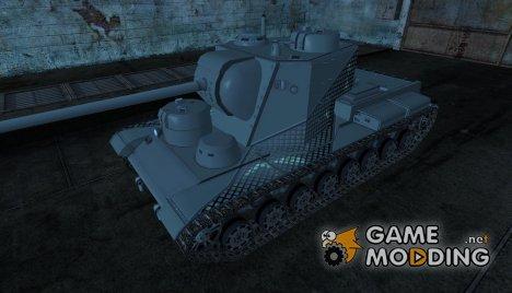 Шкурка для КВ-5 for World of Tanks