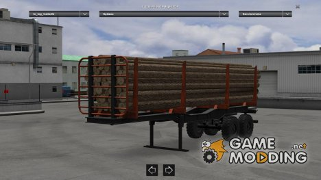 Trailer Park For The Harsh Russian R11 1.22 for Euro Truck Simulator 2