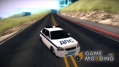 Ваз 2172 Дпс для GTA San Andreas