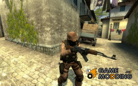 Marine Urban for Counter-Strike Source