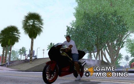 NRG 500 из мода GTA United for GTA San Andreas