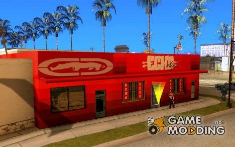 Магазином Ecko for GTA San Andreas