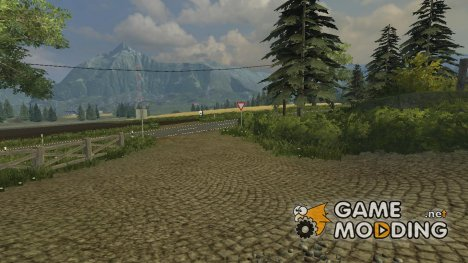 Alpental Remake v2.0 for Farming Simulator 2013