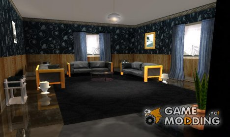 New realistic interiors for houses для GTA San Andreas