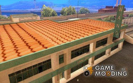 Новый автосалон Wang Cars for GTA San Andreas