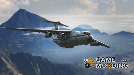 IL-76M v1.1 for GTA 5