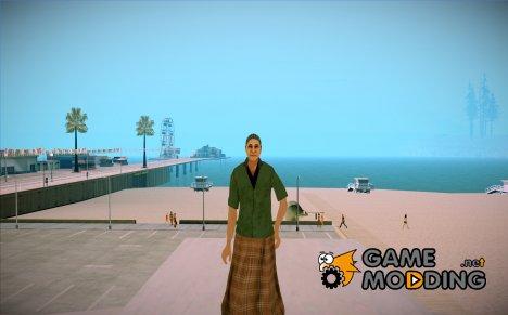 Cwfofr for GTA San Andreas