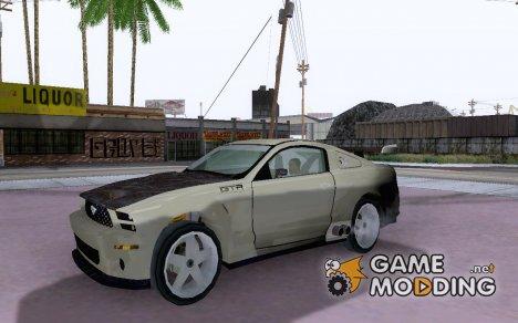 Ford Mustang Shady Edition для GTA San Andreas