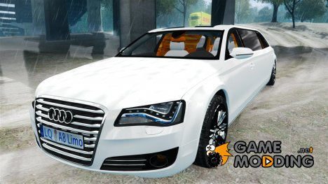 Audi A8 лимузин for GTA 4