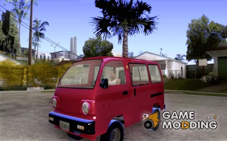 Suzuki Carry 1993 для GTA San Andreas