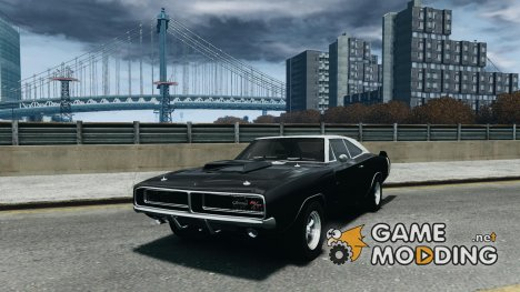 Dodge Charger RT 1969 tun v1.1 настройка лоу райд для GTA 4