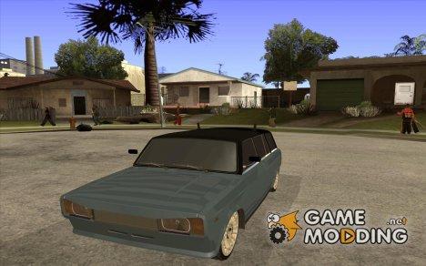 ВАЗ 2104 tuning for GTA San Andreas