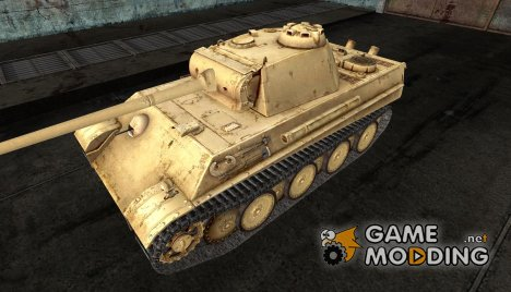 PzKpfw V Panther 30 for World of Tanks