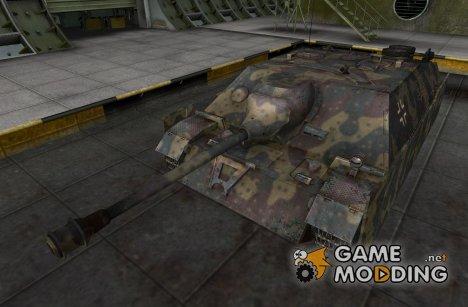 Шкурка для JagdPz IV (remodel) for World of Tanks