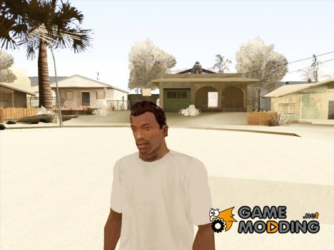 GTA V Online Hair Style v5 для GTA San Andreas