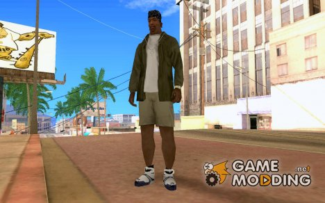 AND1 Showtime for GTA San Andreas
