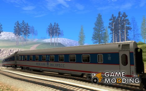 Невский экспресс для GTA San Andreas