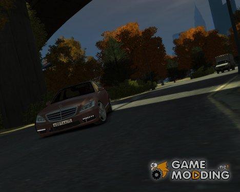 Mercedes-Benz s65 for GTA 4