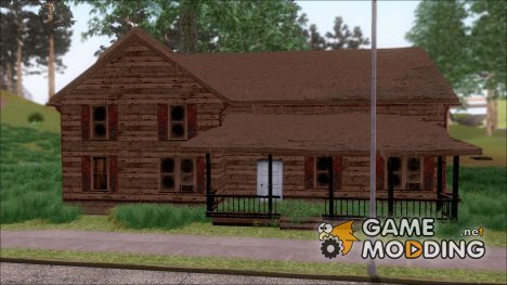 GTA V North Yankton Safehouse for GTA San Andreas