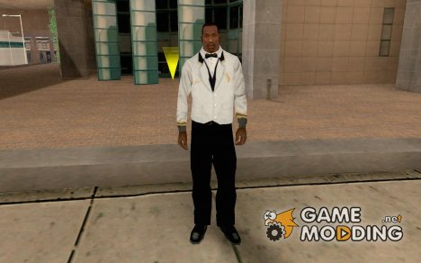 Plaza Hotel Uniform for GTA San Andreas