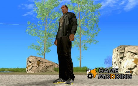 Adidas Good Year Race Shoes для GTA San Andreas
