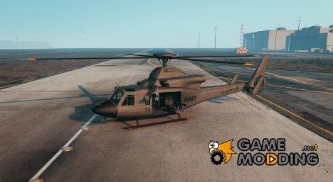 UH-1Y Venom v1.1 для GTA 5