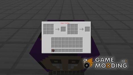 Двойной верстак для Minecraft