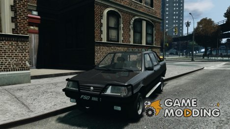 FSO Polonez Analog 4wd for GTA 4
