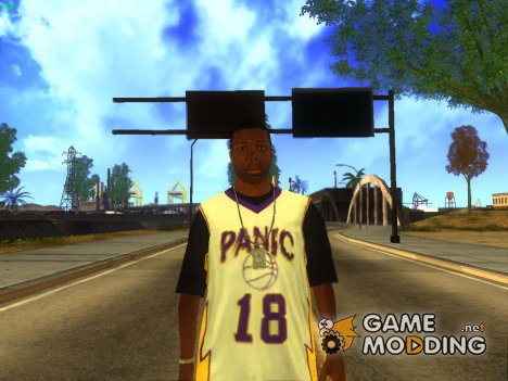 Ballas3 (GTA V) for GTA San Andreas