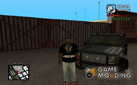 Alfa future people для GTA San Andreas