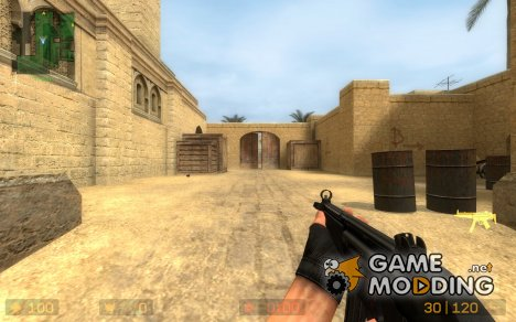 Schmung's Mp54a for Counter-Strike Source