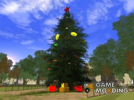 New year in San Fierro для GTA San Andreas