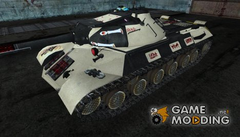 Шкурка для ИС-3 (Вархаммер) for World of Tanks