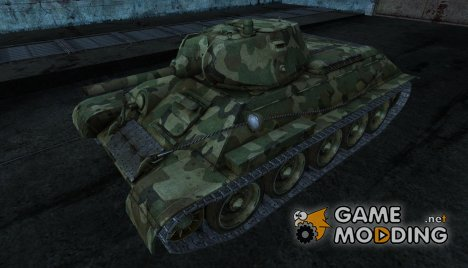 T-34 18 для World of Tanks