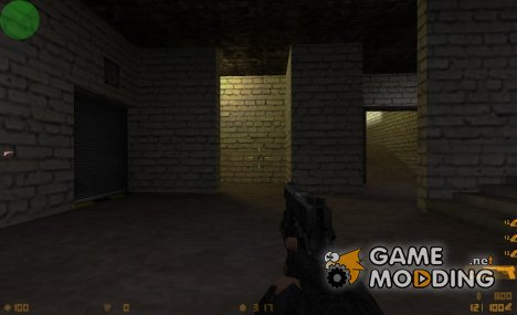 HK 1911 on Ocularis animations for Counter-Strike 1.6