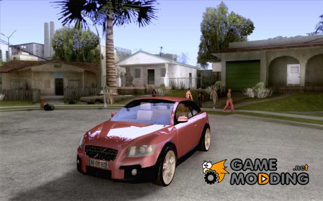 VOLVO C 30 T5 DEL 2008 for GTA San Andreas