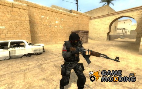 SAS Special Forces V1 for Counter-Strike Source