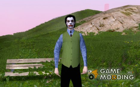 Joker mod for GTA San Andreas