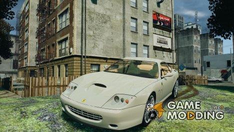 Ferrari 575M Maranello for GTA 4