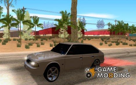 AZLK 2141-45 Tuning for GTA San Andreas