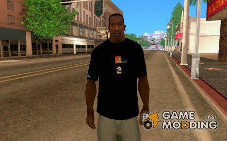 Reebok NBA Downtime для GTA San Andreas