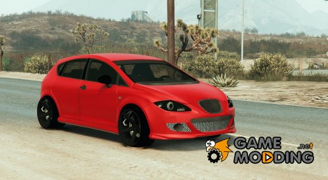 2010 Seat León 1.1 for GTA 5