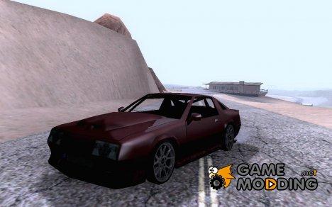 Dub Buffalo for GTA San Andreas