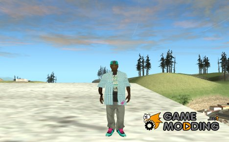 Garoto Marrento for GTA San Andreas