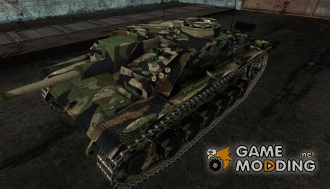 Stug III BeHuK для World of Tanks